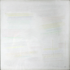 Riccardo GUARNERI - Painting - Inclinato variabile
