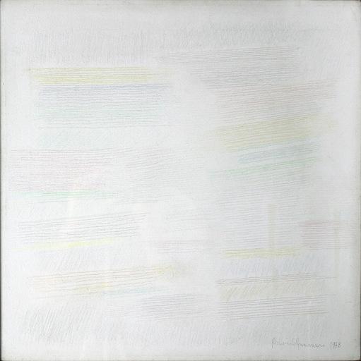Riccardo GUARNERI - Gemälde - Inclinato variabile