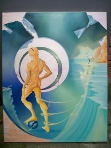 Samir Abi RACHED - Pintura
