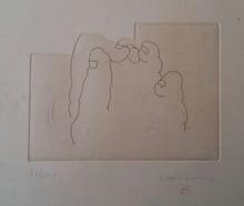 Eduardo CHILLIDA - Print-Multiple - Hand