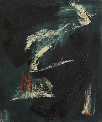 Gérard SCHNEIDER - Painting - Opus 103DZ