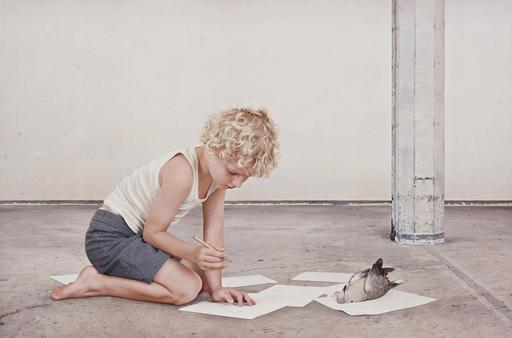 Loretta LUX - Photography - The Dove
