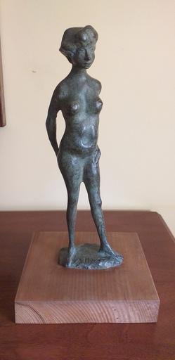 Augusto MURER - Sculpture-Volume - Ballerina