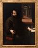 Lavinia FONTANA - Painting - Portrait of Fra Francesco Panigarola (1548-1594)