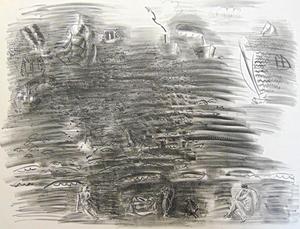 Raoul DUFY - Estampe-Multiple - Sailings Boats