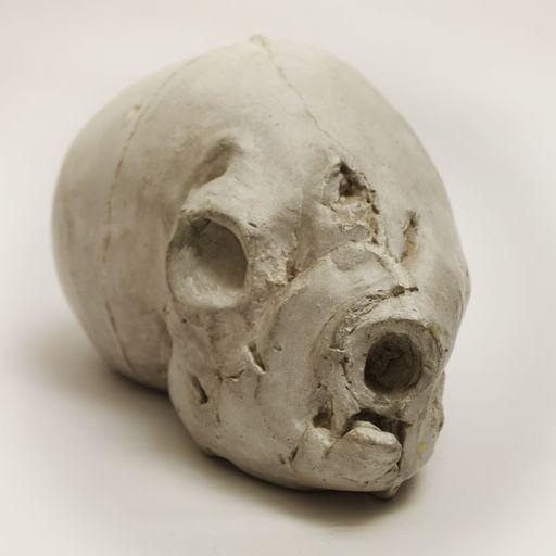 Laurent BELLONI - Sculpture-Volume - tete-1