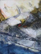Bernard ALLIGAND - Painting - Dombes prolongées