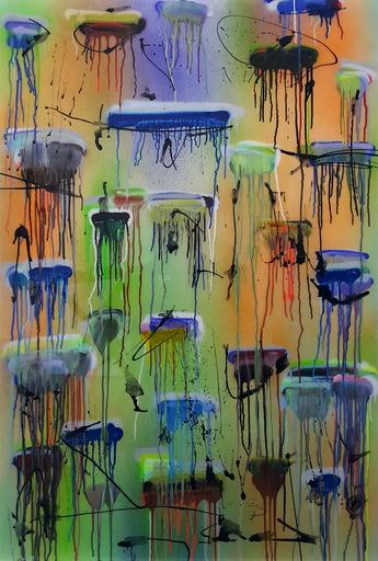 Gérard PAIRÉ - Pittura - Peinture 200902