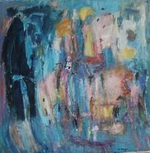 Christine Ange LEFEVRE - Peinture - Games