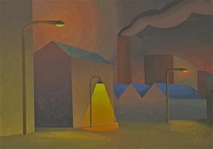 SALVO - Pintura - La Strada