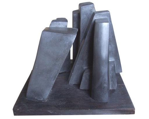 Parvine CURIE - Skulptur Volumen - Madre Mar