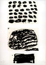 简尼思•库耐利斯 - 版画 - Homage to Federico Garcia Lorca