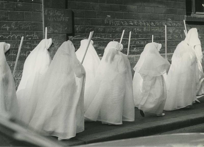 Jean SUQUET - Photo - Communion
