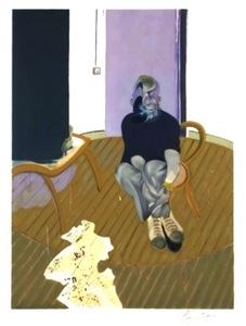 Francis BACON, Self Portrait n°2
