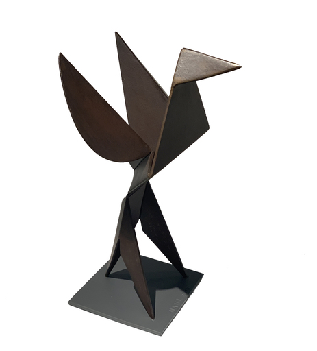 Hussein MADI - Sculpture-Volume - Untitled