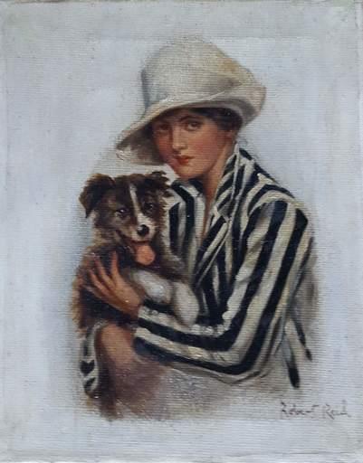 Robert Lewis REID - Gemälde