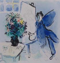 Marc CHAGALL - Estampe-Multiple - The Blue Studio | L'Atelier Bleu