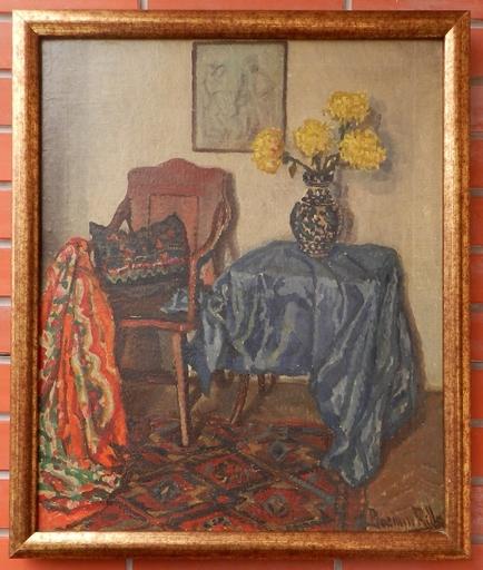 Ritta BOEMM - Painting - Interior