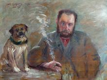 Lovis CORINTH - Painting - ACHAT - We buy - Ankauf