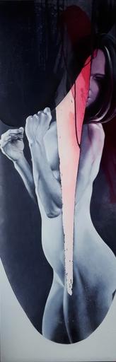 Alfred MELCHERT - Pintura - Step into the dark
