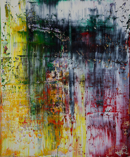 Harry James MOODY - Peinture - Abstract No.416