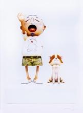 Takashi MURAKAMI (1962) - Pom & Me