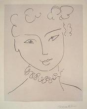 Henri MATISSE (1869-1954) - Pour Versailles
