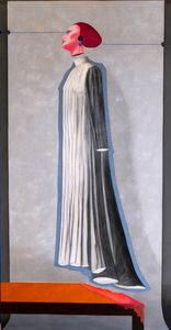 Christian SATIN - Painting - mens sana in corpore sano    (Cat N° 5614)