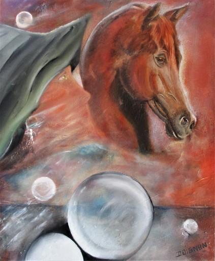Didier DOIGNON - Pintura - Cristal