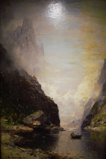 Georg Anton RASMUSSEN - Painting