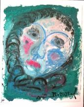 Bernard MOREL - Pintura - TETE