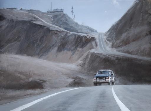Alexey ALPATOV - Painting - The Pass
