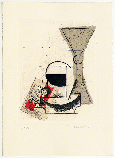 Manolo VALDÉS - Print-Multiple - Still Life II