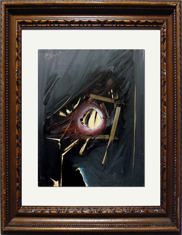 Piero RUGGERI - Painting - Ritratto