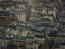 Olivier LAVOREL - Painting - 1812 - Paris