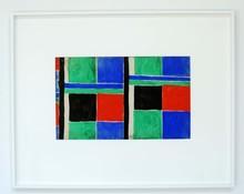 Sonia DELAUNAY-TERK (1885-1979) - Composition F 1737