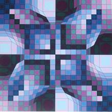 Victor VASARELY - Print-Multiple - *Firka