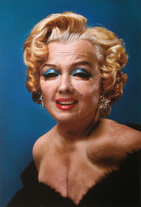 Andrzej DRAGAN - Photo - Old Marilyn Monroe