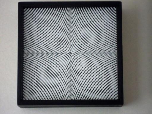 Ennio CHIGGIO - Escultura - interferenza lineare 9.8