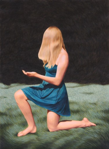 Erlend STEINER LOVISA - Pintura - Marilena 3 (Huli jing)    (Cat N° 5652)