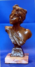 Emmanuel VILLANIS - Sculpture-Volume - Ida