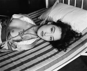 Nobuyoshi ARAKI - Photography - Woman in Kimono - Shino