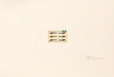 Joan BROSSA - Stampa Multiplo - Portfolio 12th Anniversary of Galeria Joan Prats