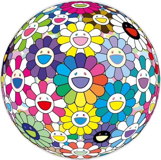 Takashi MURAKAMI - Estampe-Multiple - Prayer at the Festival