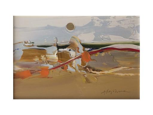 Apostolos YAYANNOS - Pittura - Landscape