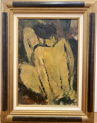Germain BONEL - Pintura - Dos