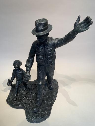 约尔格·伊门多夫 - 雕塑 - Komm Jörch, wir gehen