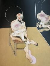 弗朗西斯•培根 - 版画 - Seated Figure