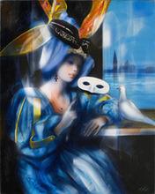 Jean-Baptiste VALADIÉ - Pintura - Belle de Carnaval