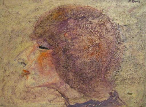 Pierre DORY - Painting - Portrait